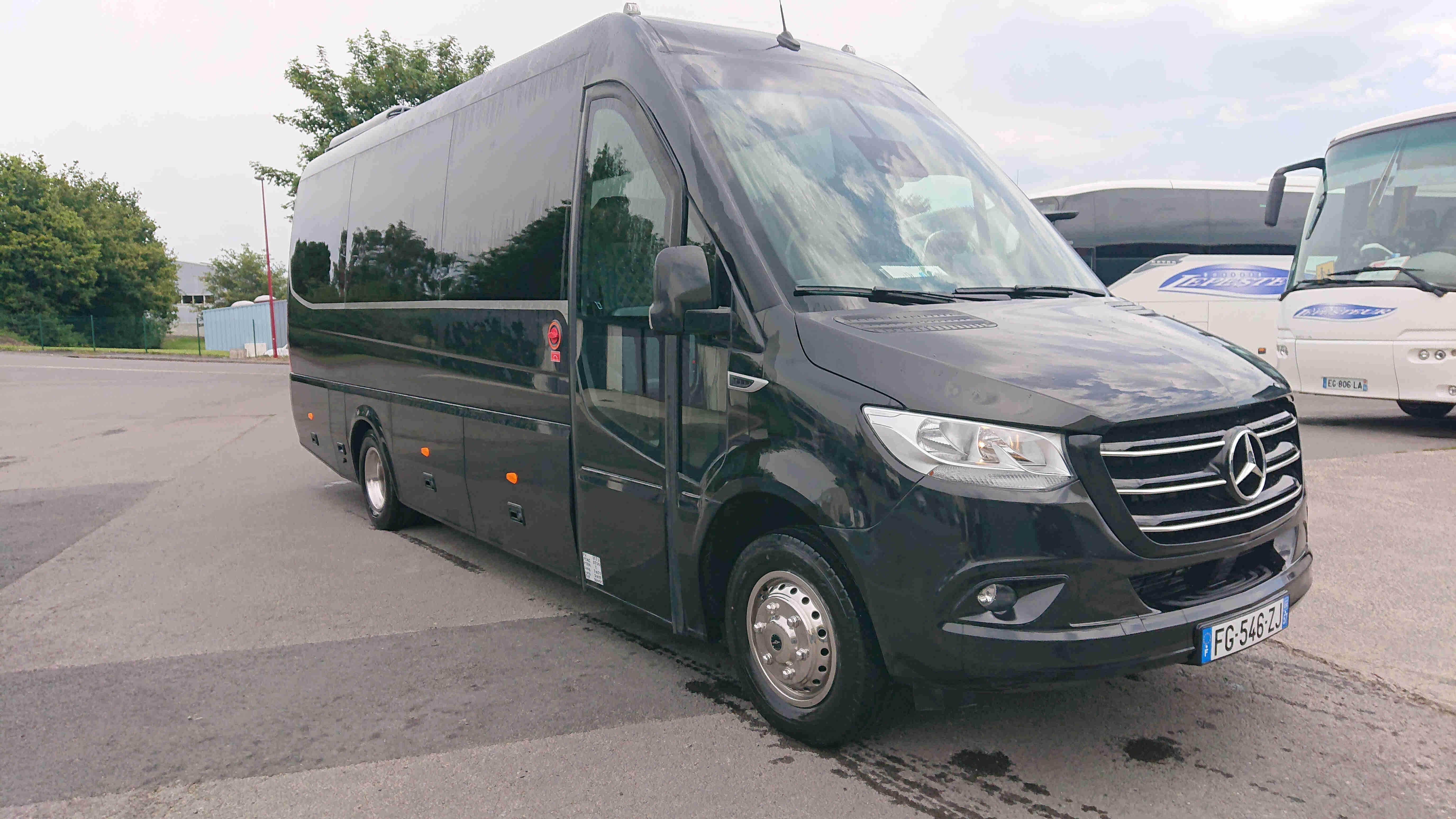Location mini-bus